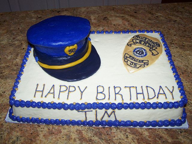 33 best images about Police Cakes on Pinterest | Edible ...