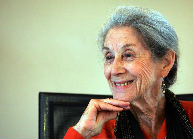 Nadine Gordimer, Novelist Who Took on Apartheid, Dies at 90 - NYTimes.com