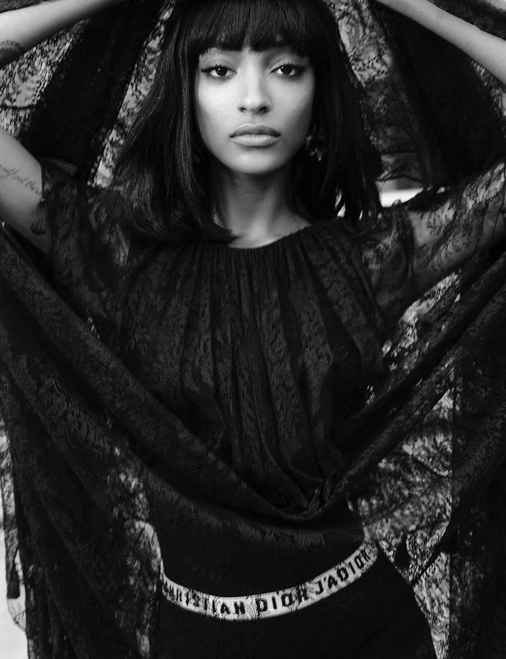Jourdan Dunn byCüneyt Akeroğlu Vogue Arabia July/August 2017