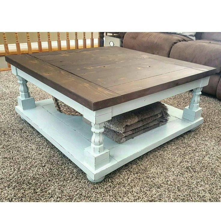 **Local pickup only** Due to the size of this item, it is available for pick-up only. Located in Nephi, Utah. Purchase as normal and I will contact you once the table is ready to be picked up - about 3 weeks after you place your order. This gorgeous Cottage Coffee Table makes a great centerpiece