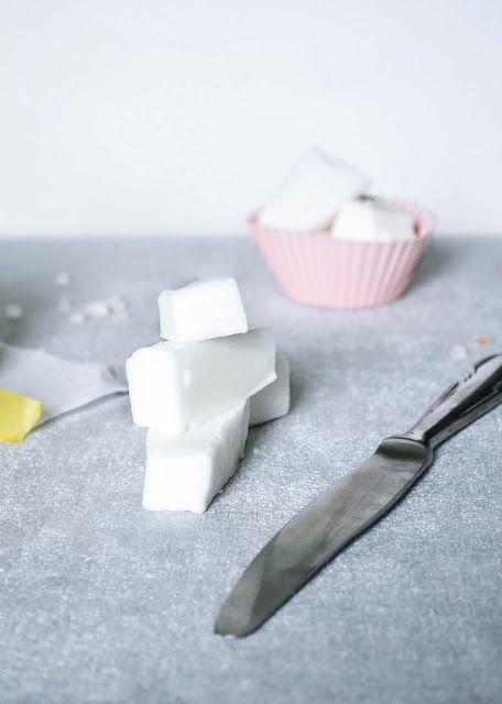 DIY jasmine soap with himalayan salt (full tutorial on Passion shake blog)