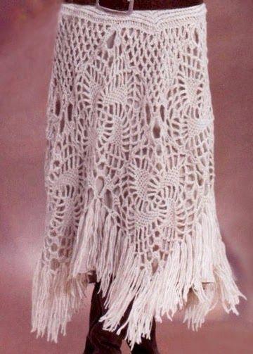 Fonte:  https://www.etsy.com/market/boho_style_skirt  http://favoritepatterns.com/shop/crochet-skirt-pattern-maxi-boho-crochet-skirt...
