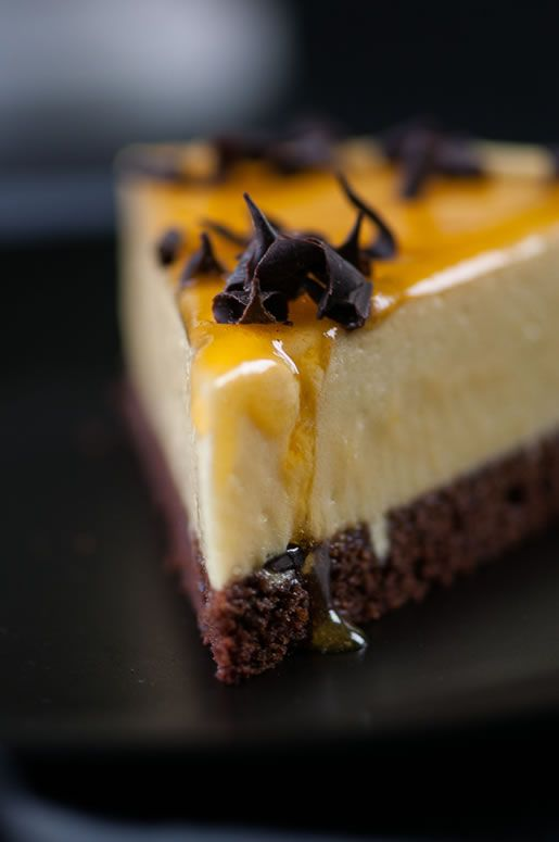 Passionfruit Mousse Cake Recipe