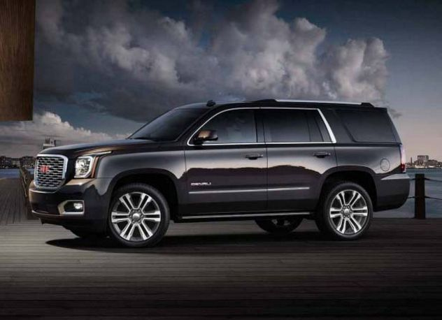 Drive in true luxury with a Denali! ☀️ Click to learn about the 2018 Denali Model Lineup!