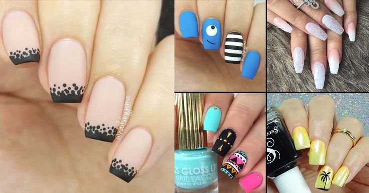 Are you a nail art apprentice that's looking for some sassy nail art to master? Oftentimes it's hard to think of various styles you want to go with specially when you are tired and uninspired. To help you get some really cool inspiration, we got you a list of the really easy nail art designs you can