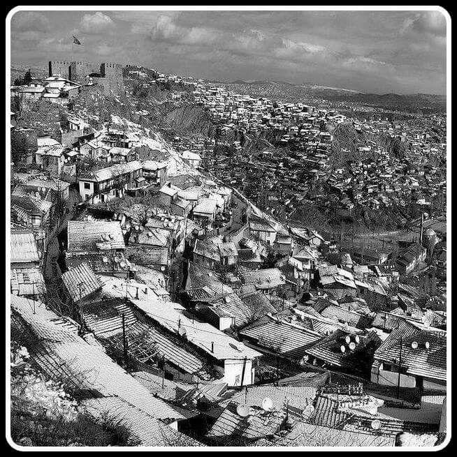 Ankara - Kayabaşı - Aktaş