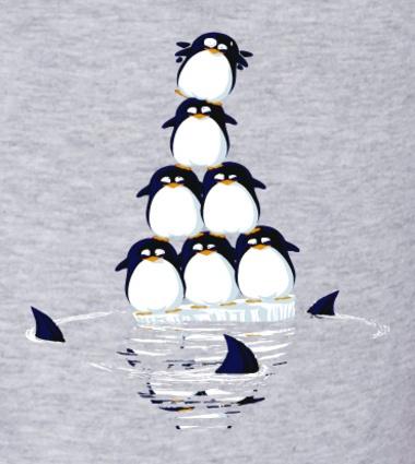 :D Wackel-Pinguin  und wenn er plumst dann schreit er xD
