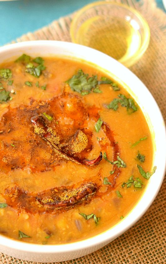 rajasthani panchmel dal recipe