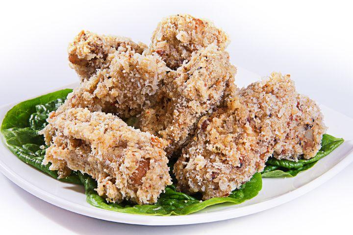 Куриные крылышки за 190р. - доставка еды в Уфе из ресторана Фарфор
