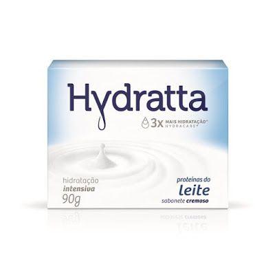 Minha musa: RESENHA: Sabonete em barra Hydratta Hidratação Int...