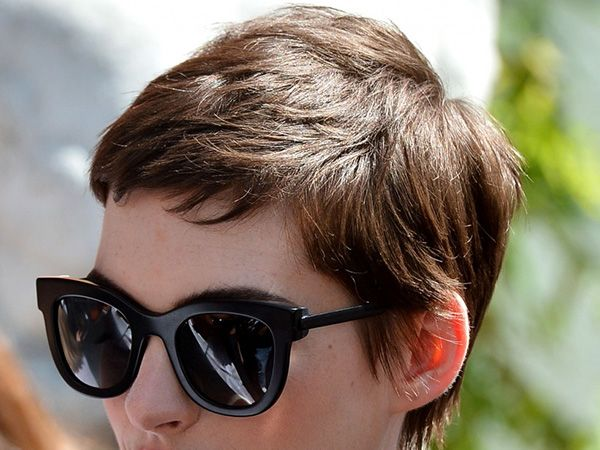 17 Best Ideas About Very Short Haircuts On Pinterest
