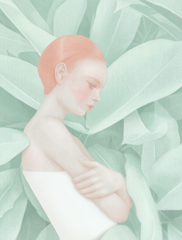Fashion Illustration - Hsiao Ron Cheng