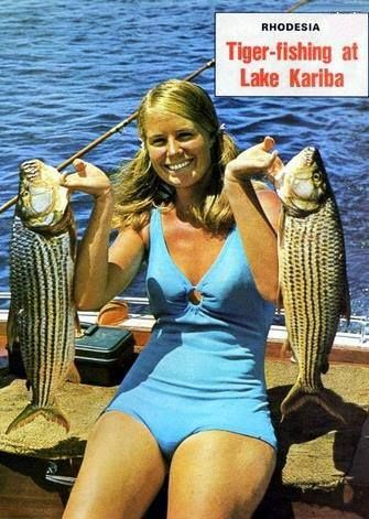 Kariba has always been famous for tiger fishing