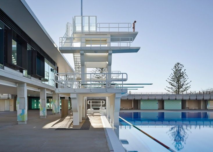 Gold Coast Aquatic Centre-Australia