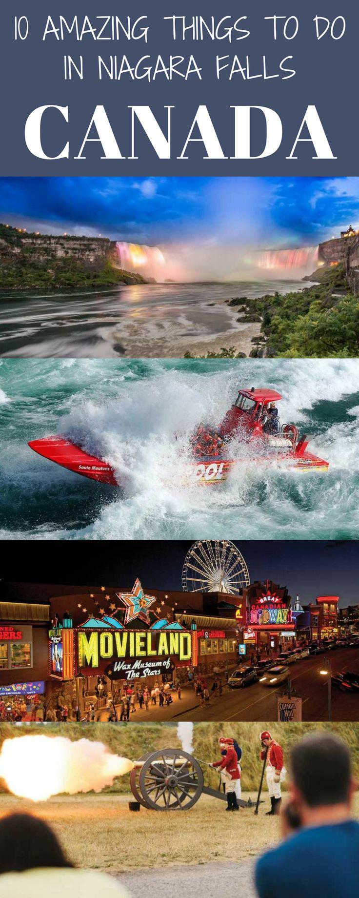 Scrapbook ideas niagara falls - 10 Amazing Things To Do In Niagara Falls Canada