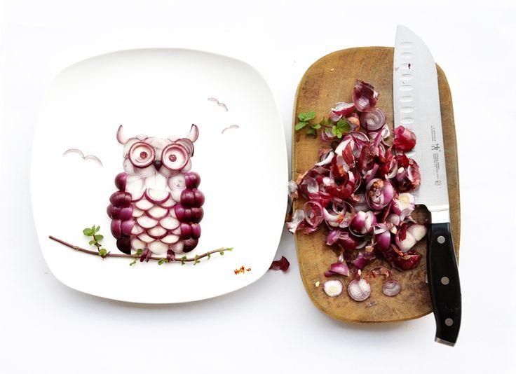 Искусство со вкусом. Foodart