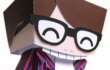 Paper toys. AdoroAmbs Paper, Incredibles Paper, Free Templates, Folding Projects, Artsy Ideas, Marshalls, Alexander Paper, Toys Papertoy, Divertit Ninot