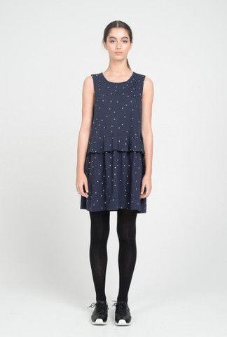 WAIST FRILL DRESS | Eldorado