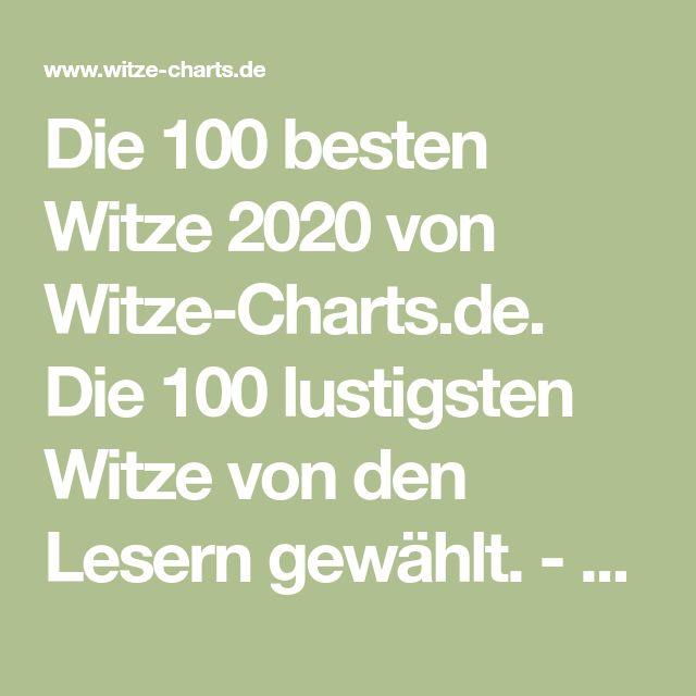 Besten 2017 100 witze Die besten