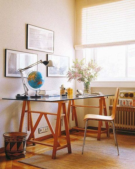 Un piso con aires de estilo tnico caballetes estilo for Estilo etnico contemporaneo