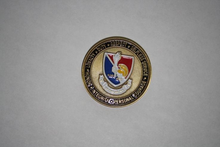 442nd coin 442nd Regimental Combat Team Pinterest Coins