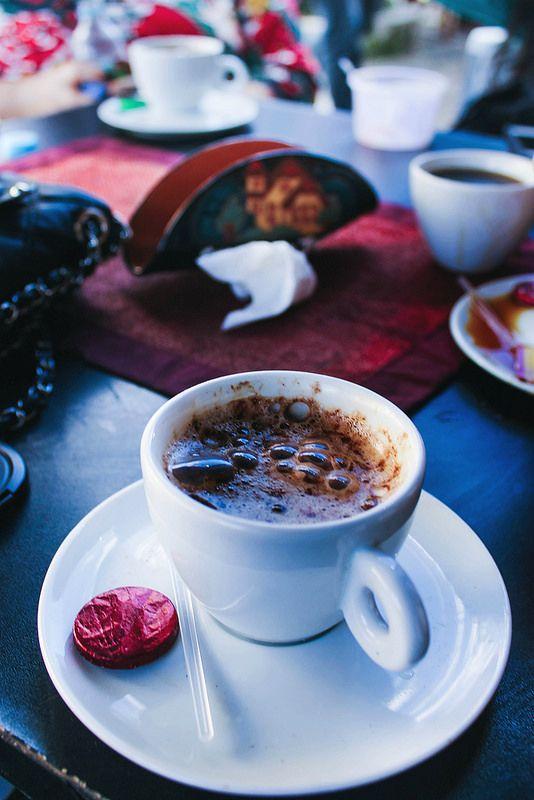 Espresso Coffee in Campos do Jordão, Brazil   by TheJennire
