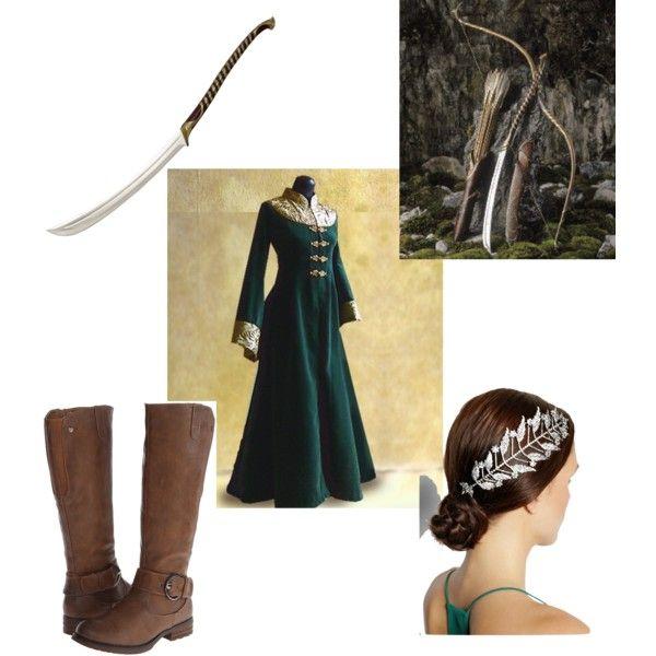 Me as a Rivendell Elf(LOTR)