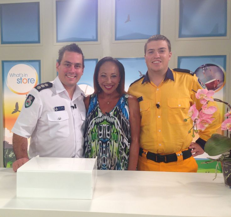 These men are inspiring.  I love been apart of the NSW Royal Fire Services.