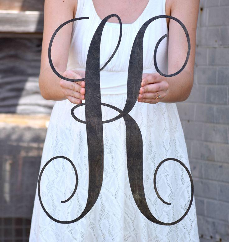 Letters To Hang On Front Door Part - 17: Front Door Wooden Letter Hanger