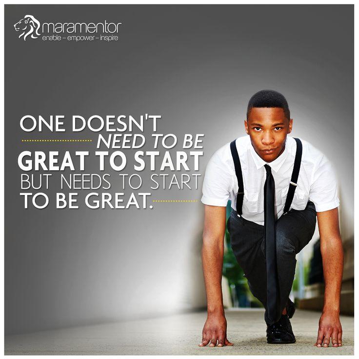 Give a kick start to your entrepreneurial dream with expert guidance, join #MaraMentor. https://mentor.mara.com/