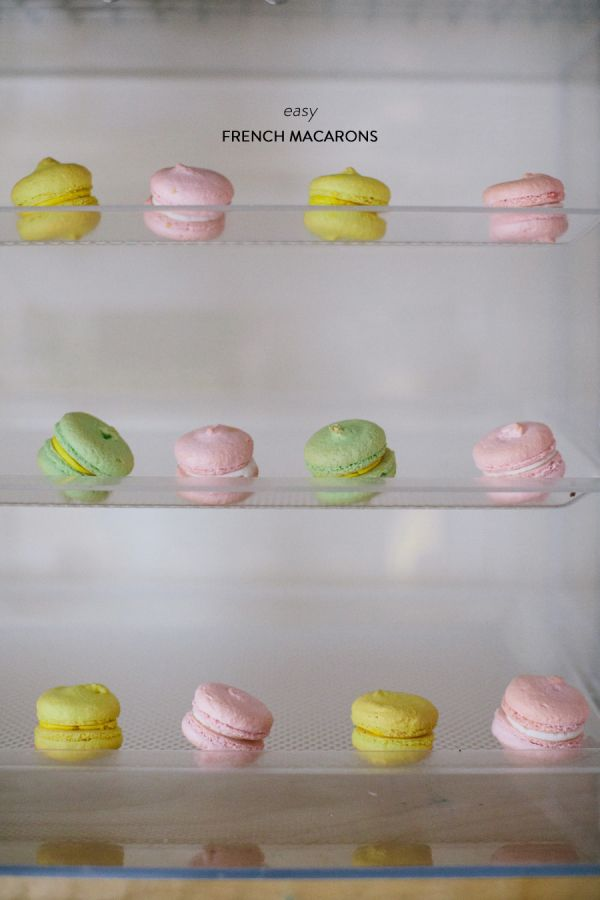 French macarons are one of those desserts that I've never had the courage to attempt. And this is coming from someone who feels quite comfortable baking! But Meredith from The Artisan Bake Shophas promised that her recipe is totally do-able,