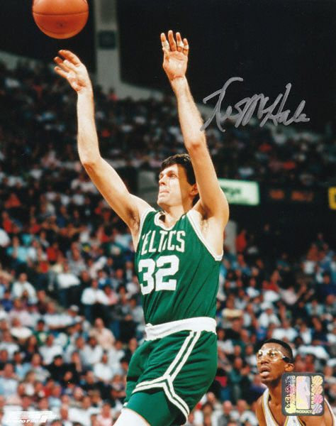Kevin McHale - Pofessional basketball player and NBA coach. More low post moves than just about anyone.