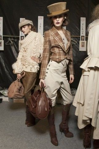 STEAM PUNK FASHION TRENDS | ... IBM Forecast the Steampunk Fashion will be the Next Trend in 2013