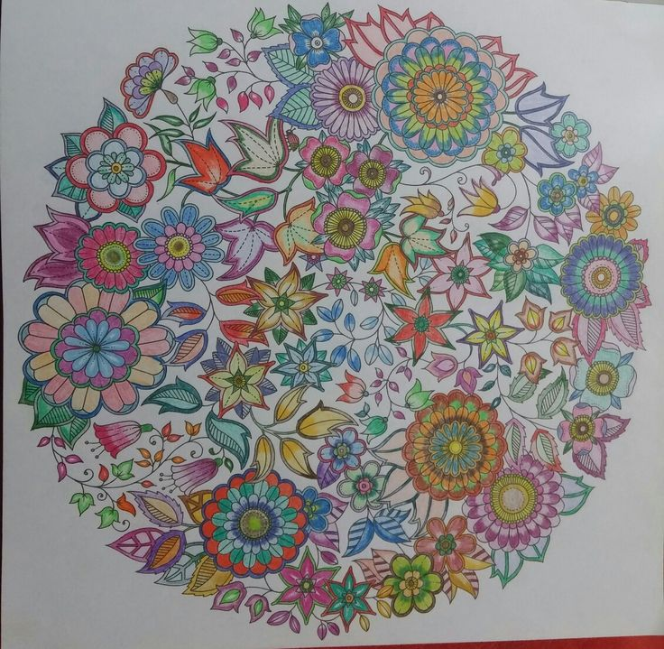 Terapi, renklerin verdiği huzur, içimdeki dünya :)
