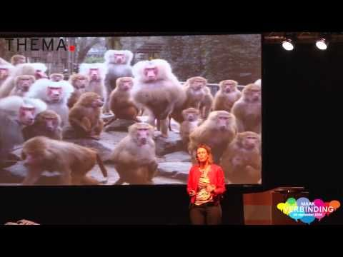 Jitske Kramer over verbinding door Deep democracy - YouTube