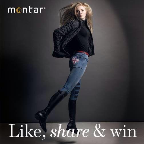 Ridebukser og jakke fra Montar  www.montar.com