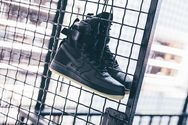 Untitled Black Gums Nike Sneakers