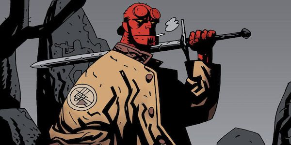That Controversial Hellboy Character Has Been Recast #FansnStars