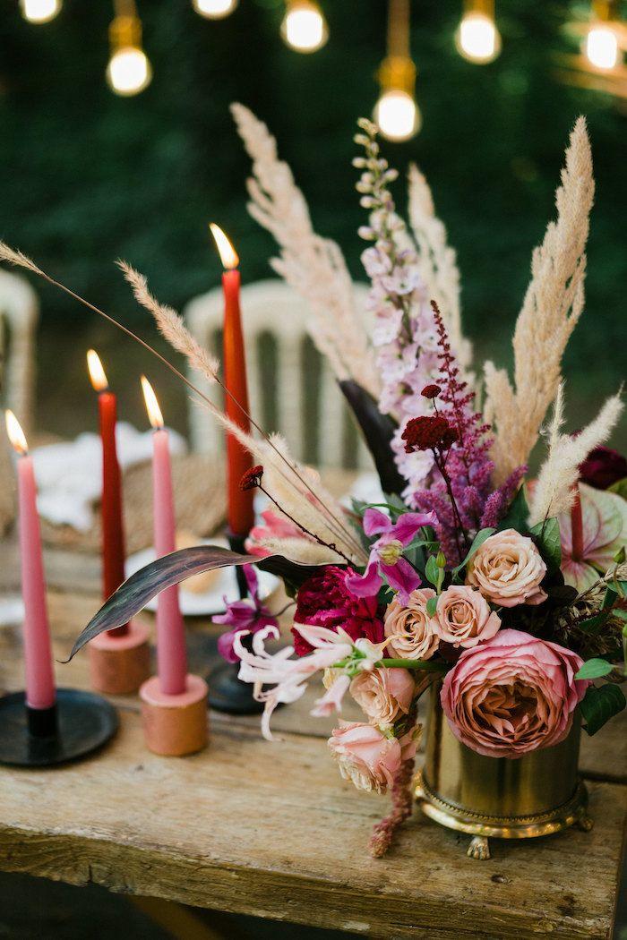 Pin Su Boho Wedding