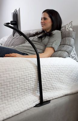 Standzfree Tablet Floor Stand Hands free iPad Reading in Bed by Standzout on eBay!
