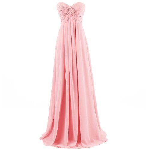 Dresstells Sweetheart Bridesmaid Chiffon Prom Dresses Long Evening Gowns for Juniors Size 2 Pink Dresstells,http://www.amazon.com/dp/B00H5IJ0VK/ref=cm_sw_r_pi_dp_TNEqtb052Z6MPFJ6