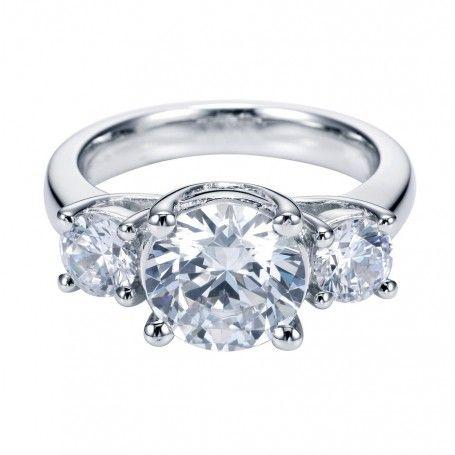 Contemporary #Diamond Ring