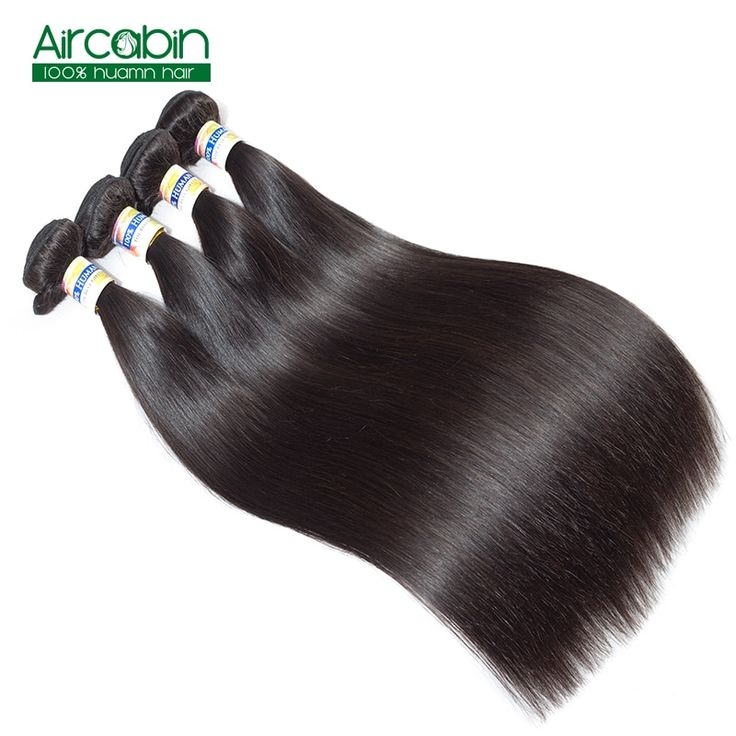 Find More 3 4 Bundles Information About Peruvian Human Hair Weave 4 Bundles Straight Hair Bundles Remy E Straight Hair Bundles Straight Hairstyles Hair Bundles