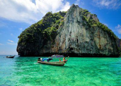 Paket Tour Bangkok Phuket   Phi Phi Island 6D5N