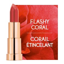 Discover Yves Rocher Grand Rouge in Flashy Coral! Découvrez Grand Rouge en Corail étincelant !  @Yves Rocher Canada #GrandRougeMoment  #yvesrocher