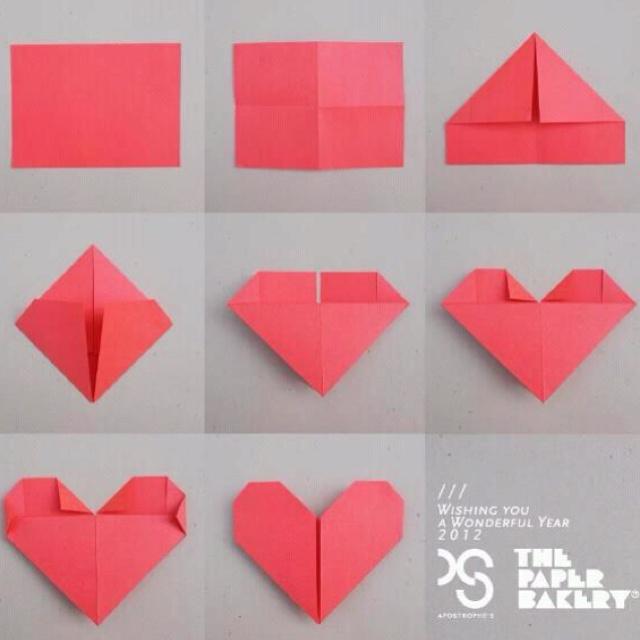 Origami Heart  <3