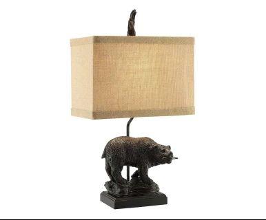 Настольная лампа - канифоль, 64 см