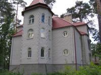 деревянные круглые окна Одесса Модус
