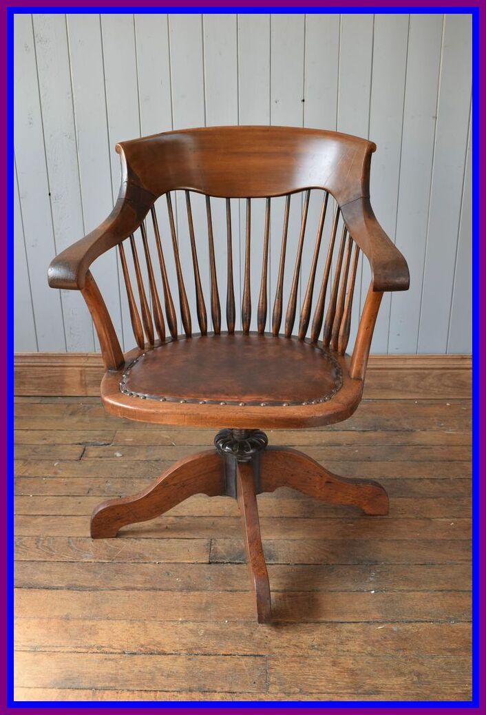 50 Reference Of Old Wood Desk Chair In 2020 Antique Wooden Chairs Wooden Desk Chairs Wood Desk Chair