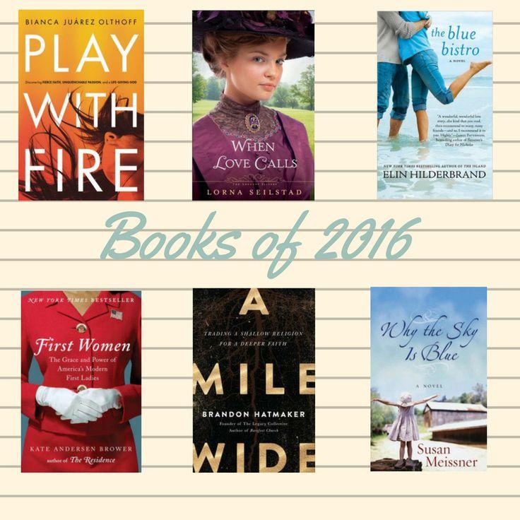 2016 according to my bookshelf